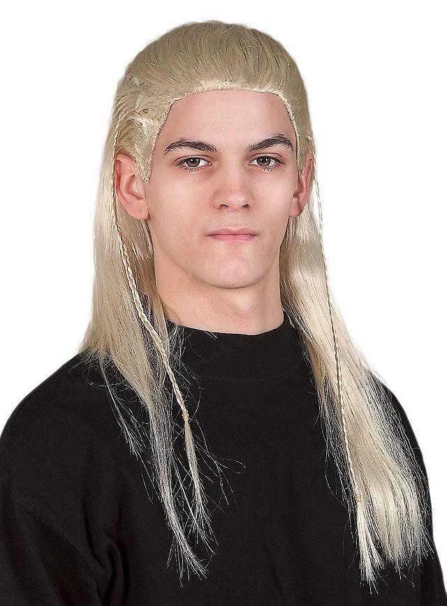 Herr der Ringe Legolas Perücke
