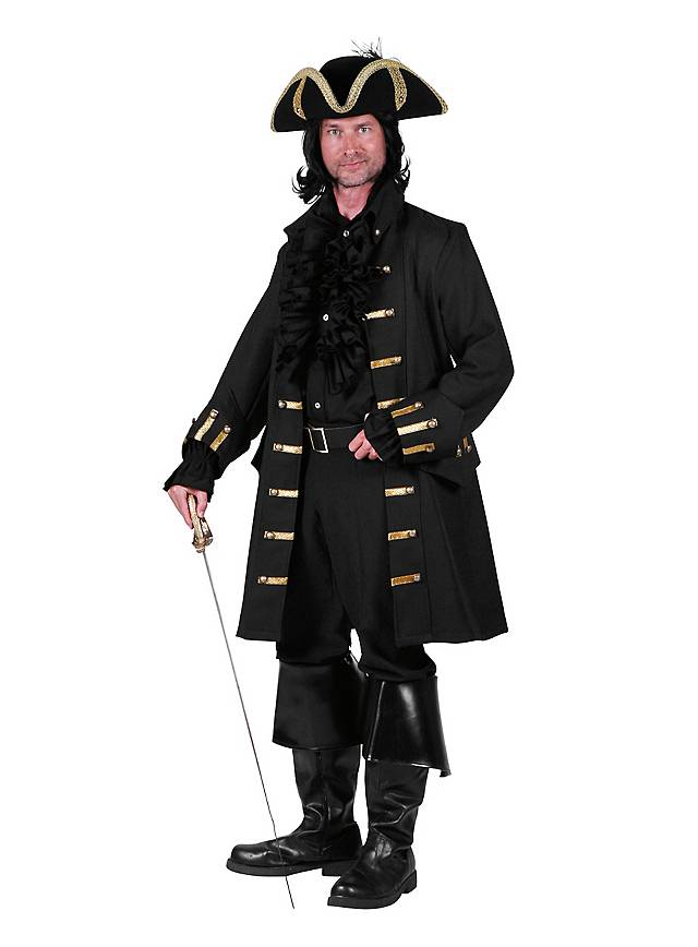 Herren Piratenjacke