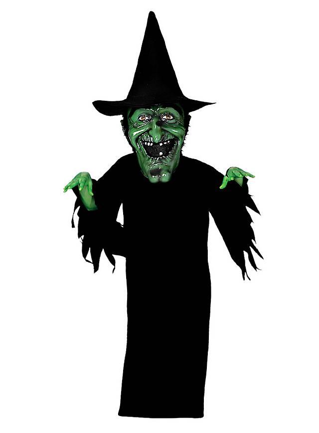 Hexe Maskottchen