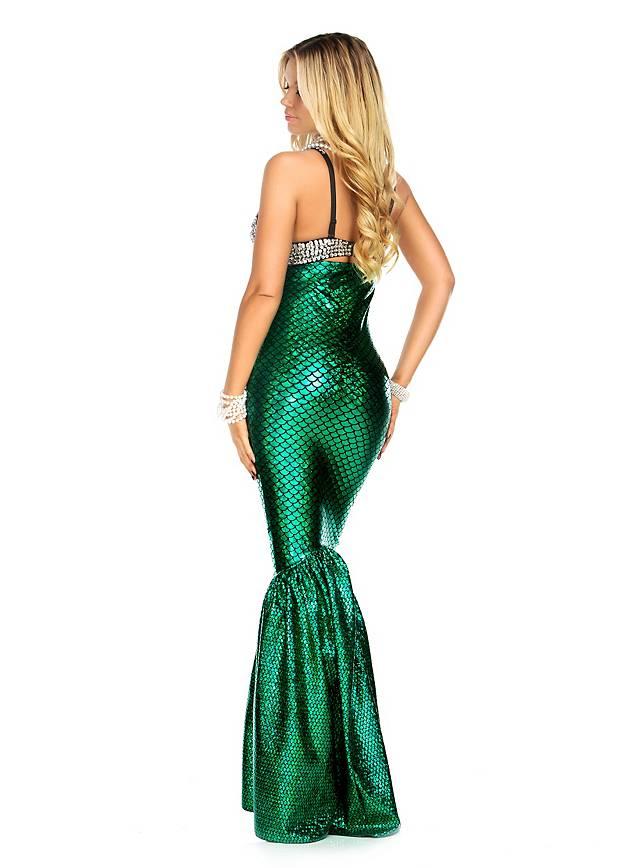 High Society Meerjungfrau Kostüm