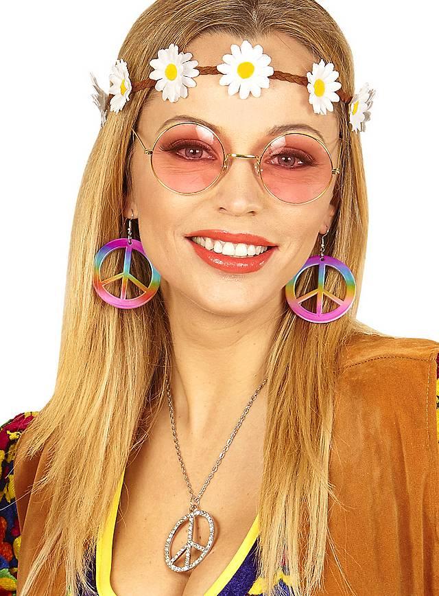 Hippie Accessoire Set Maskworld Com