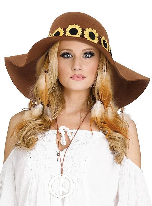 Hippiehut Sonnenblume