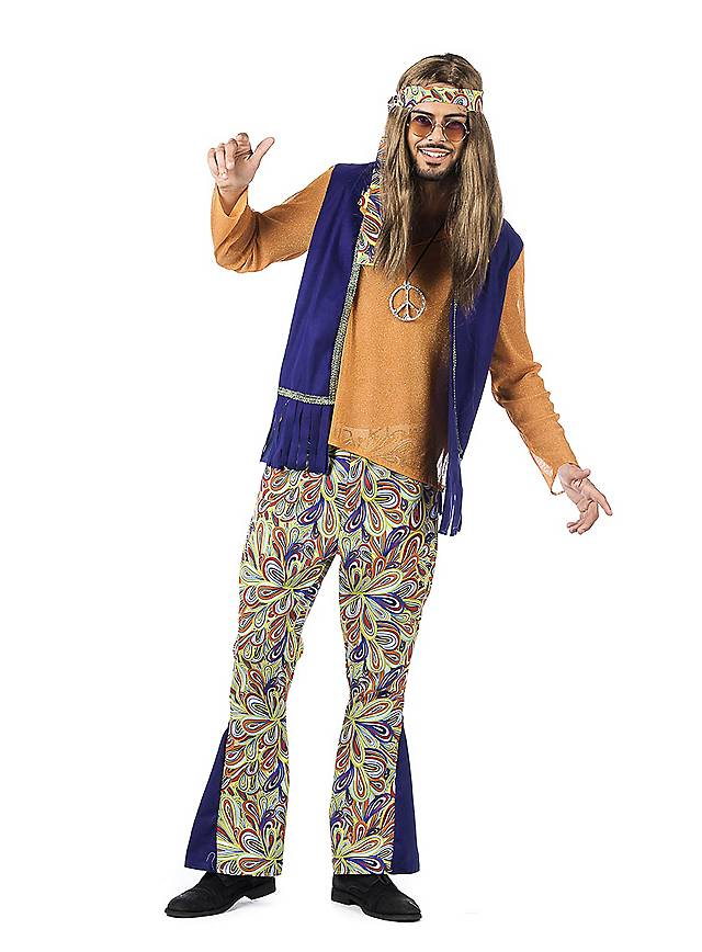 Hobo Hippie Costume