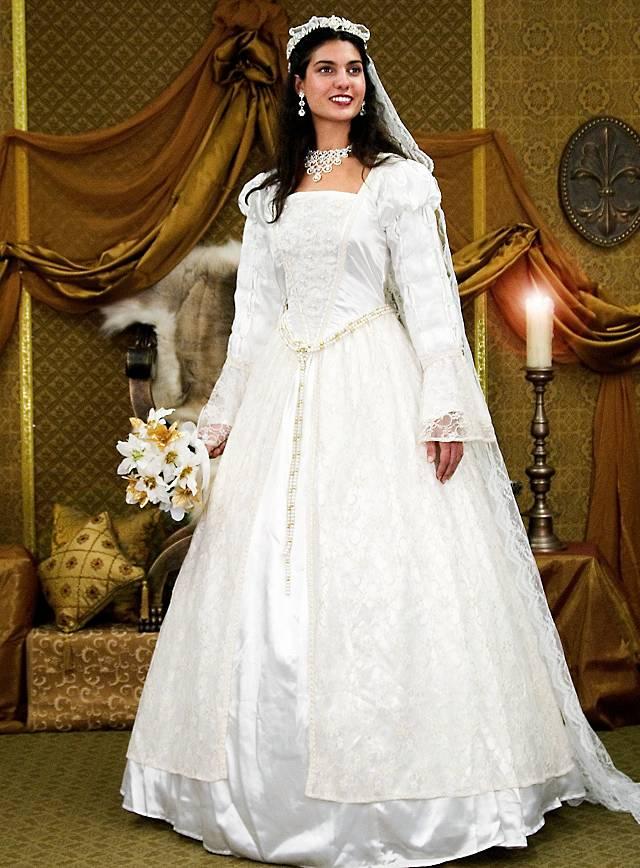 Hochzeitskleid - maskworld.com