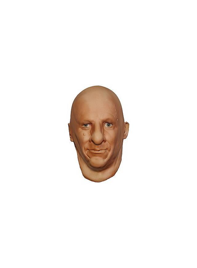 Homme de cour Masque en mousse de latex