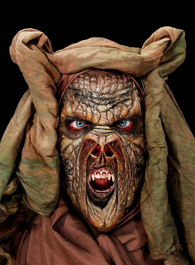 Horror FX Bloodsucker Foam Latex Mask