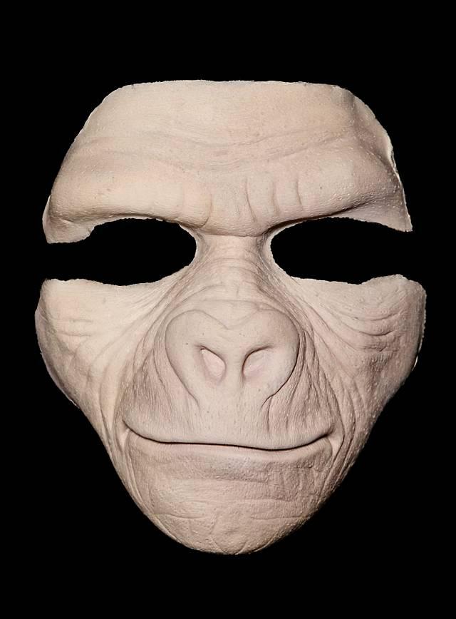 Foam Latex Mask Making 34