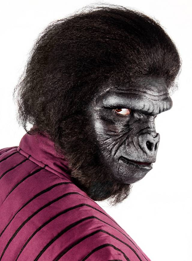 Horror FX Gorilla Foam Latex Mask