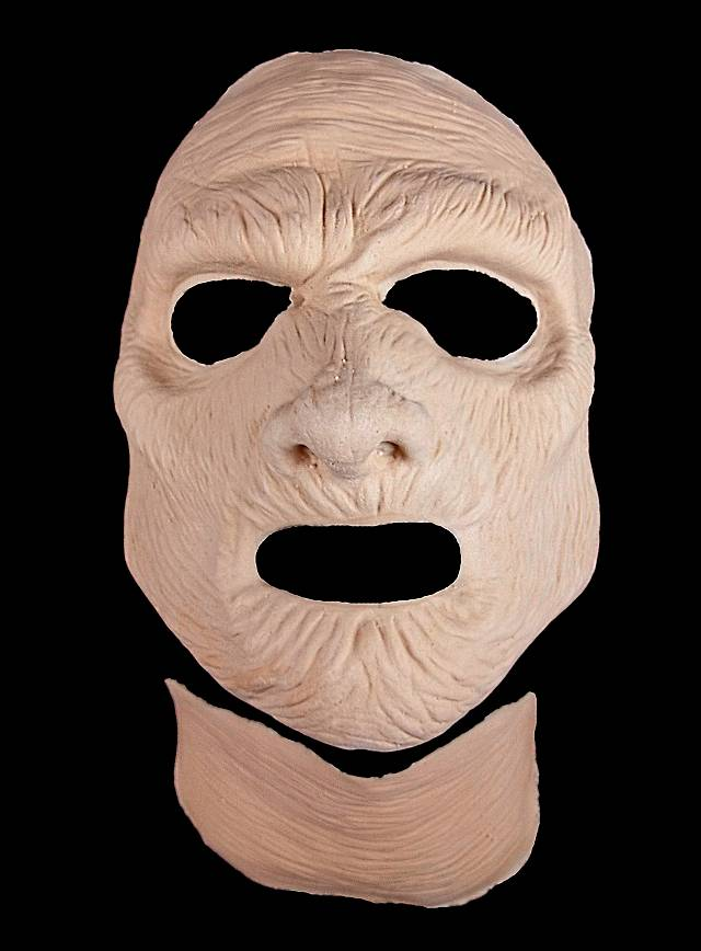 Horror FX Mummy Foam Latex Mask