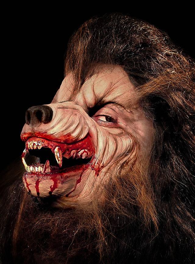 Horror FX Werewolf Foam Latex Mask