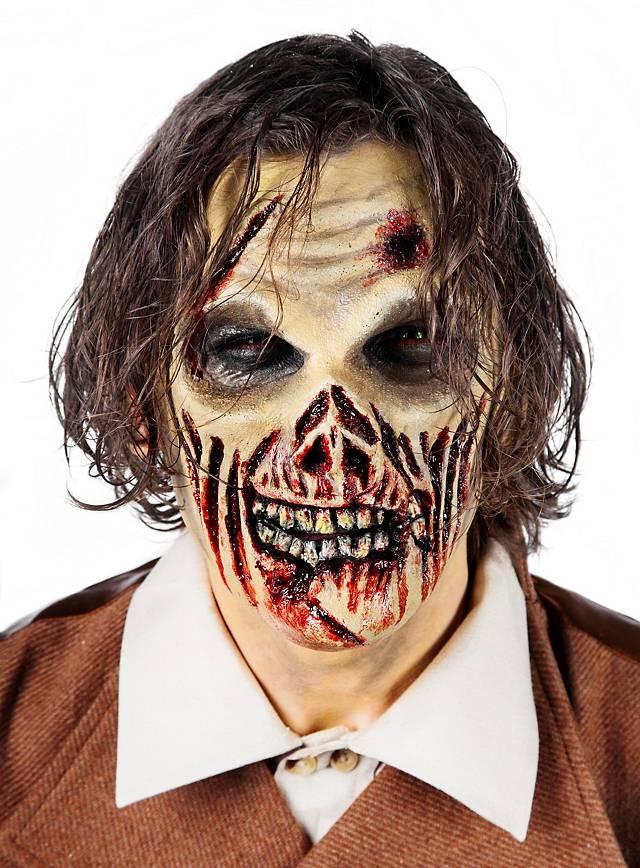 Horror FX Zombie Maske aus Schaumlatex