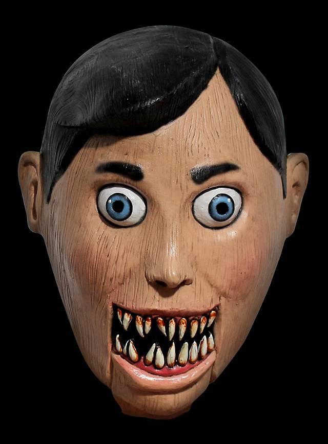 Horror Handpuppen Maske
