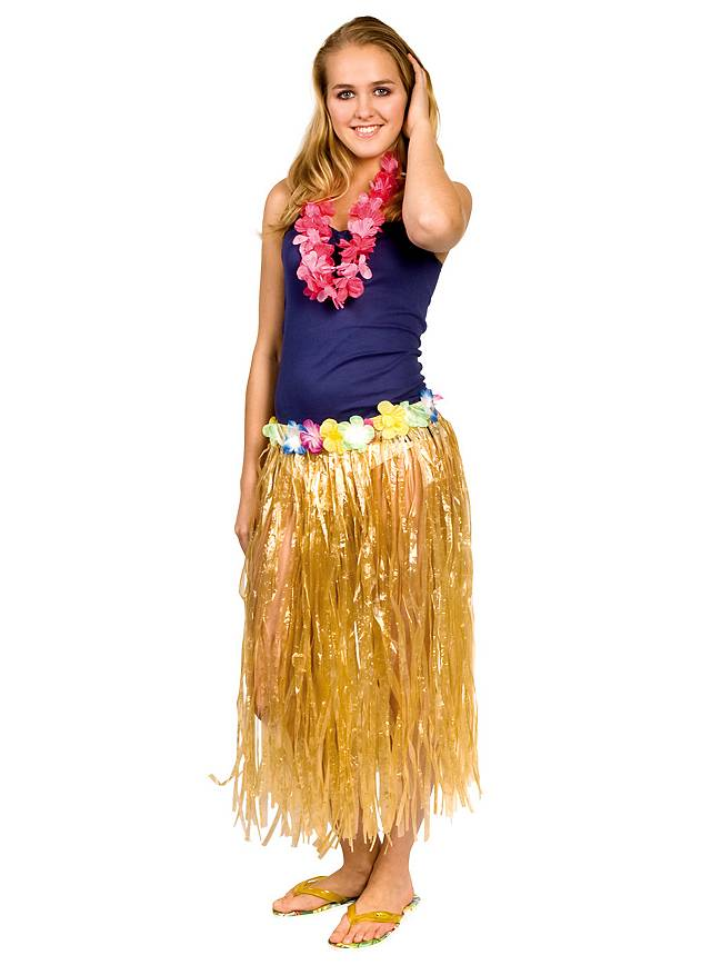 Hula-Rock uni Kostüm