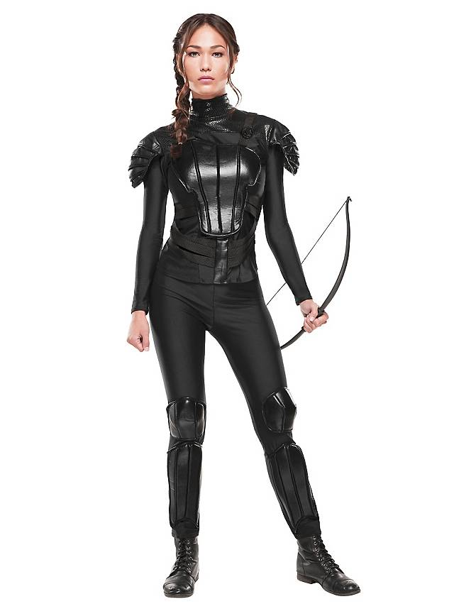 Hunger Games Kostüm Katniss