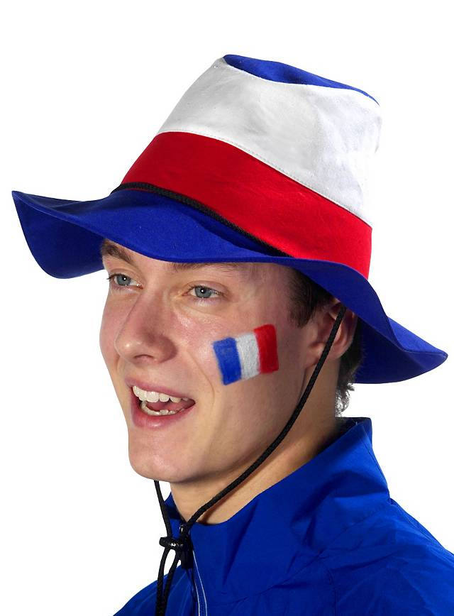 Hut Frankreich Fanartikel