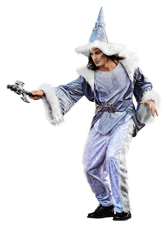 Ice Wizard Costume - maskworld.com