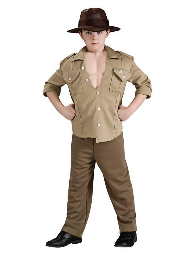 "Indiana Jones ""Indy"" Kinderkostüm"