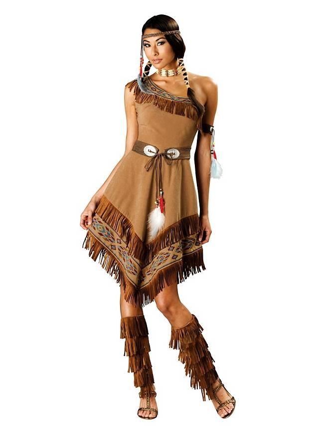 Indianerin Kostum Maskworld Com