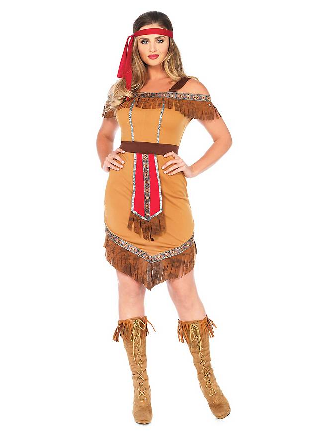 Indianerprinzessin Kostüm
