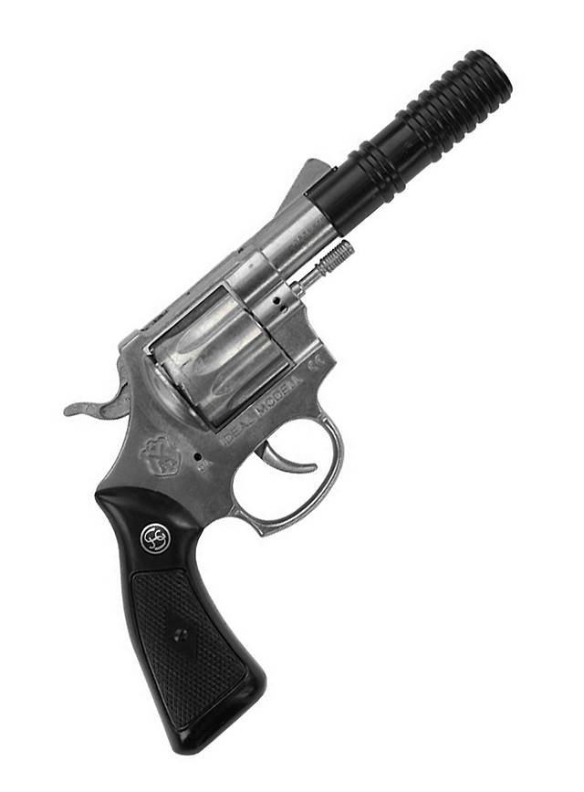 Interpol Pistole, 25 Schuss