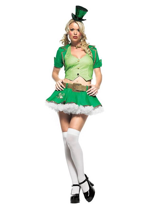 Irische Glücksfee Kostüm
