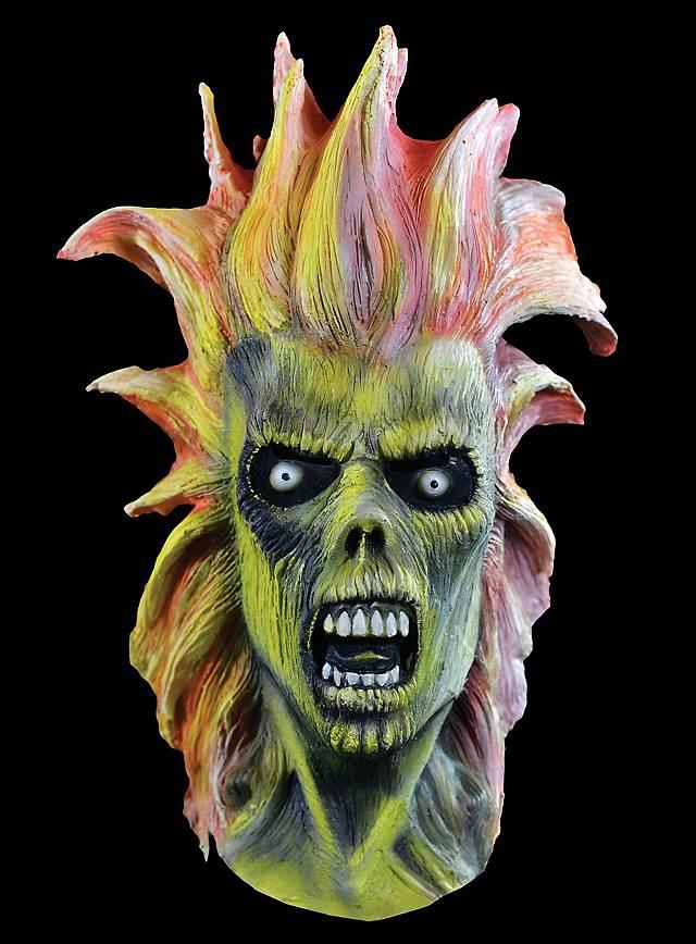 Iron Maiden Eddie Maske Heavy Metal Maske Maskworld Com