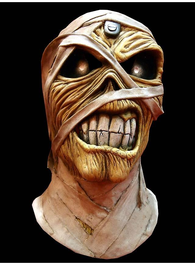 Iron Maide Powerslave Maske Heavy Metal Maske Maskworld Com