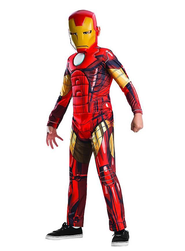 Iron Man Comic Kinderkostüm