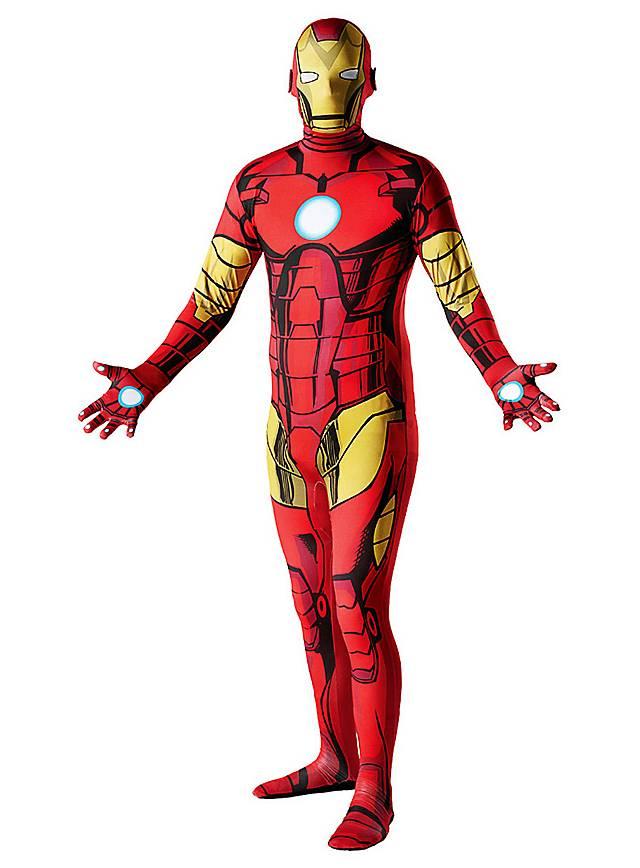 Iron Man Ganzkörperanzug
