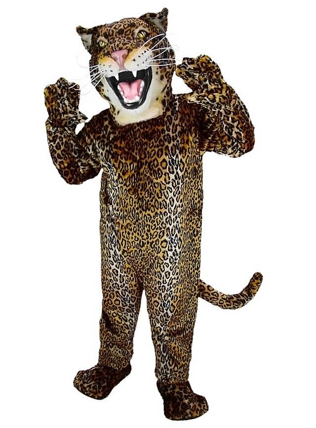 Jaguar Maskottchen