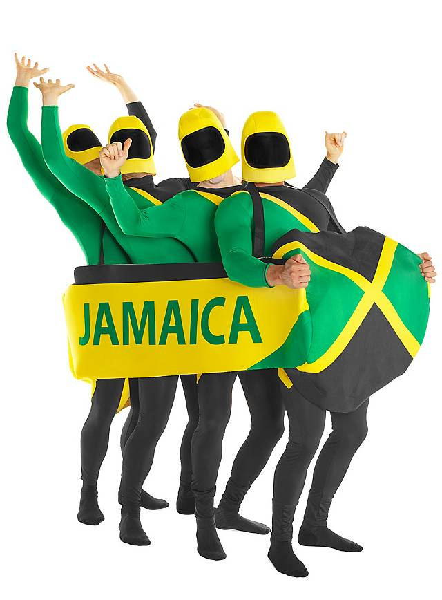 Jamaikanischer Bob Accessoire