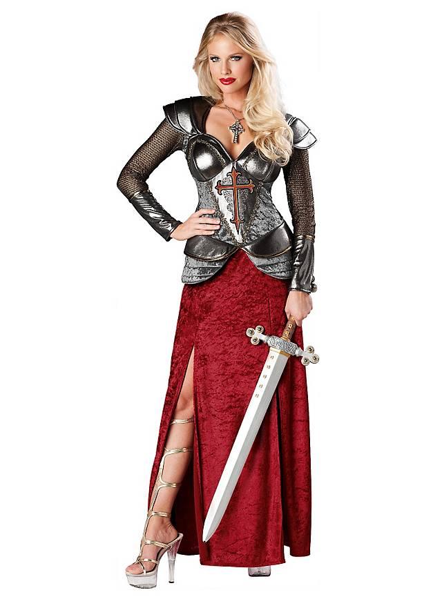 Jeanne d'Arc Kostüm