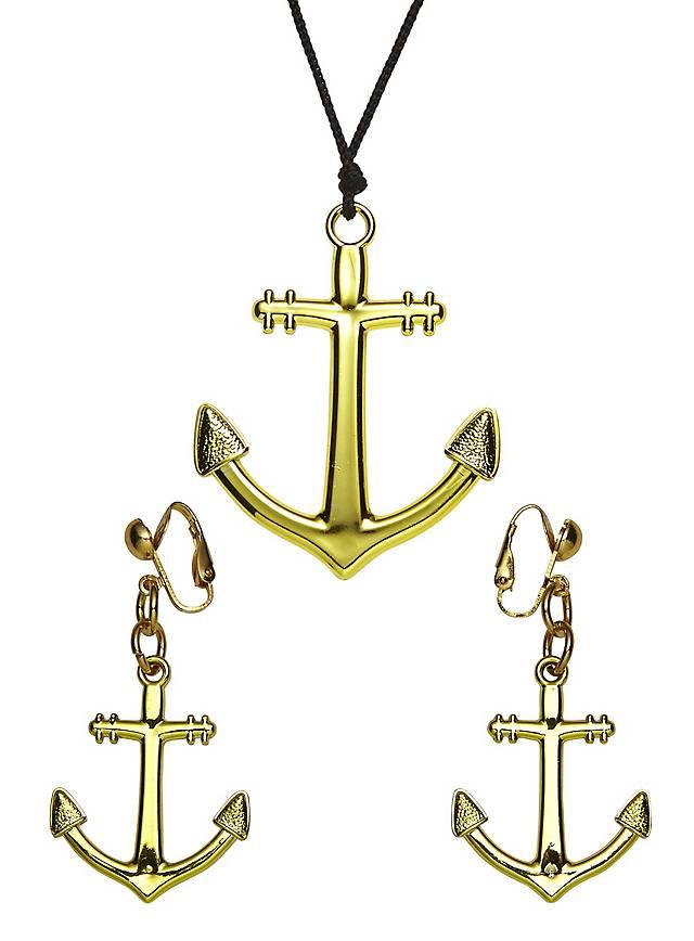 Jewellery Set Anchor