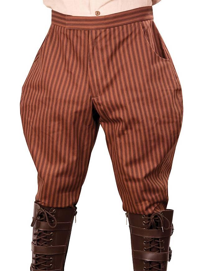 Jodhpur Trousers striped