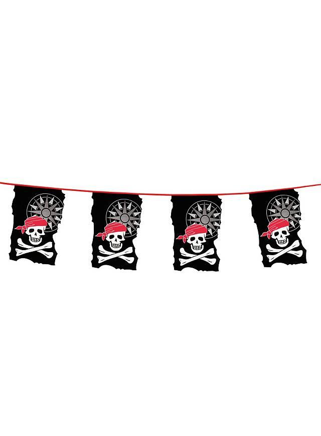 Jolly Roger Pennant String