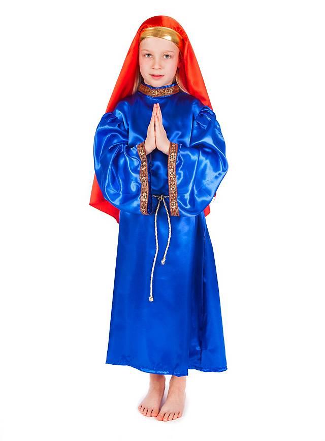 Jungfrau Maria Kinderkostüm
