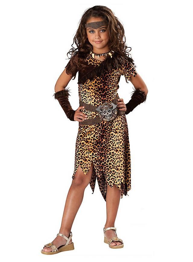 Jungle Princess Kids Costume