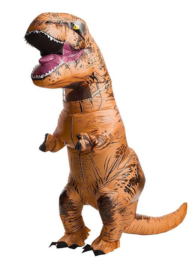 Jurassic Park Inflatable T-Rex Costume - maskworld.com