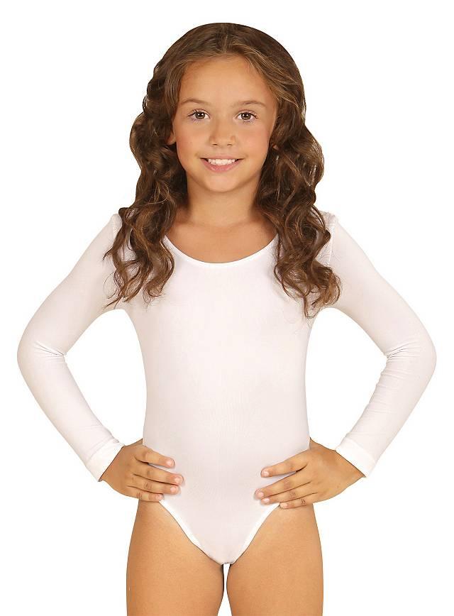 Justaucorps blanc pour enfant - maskworld.com a0ea4015055