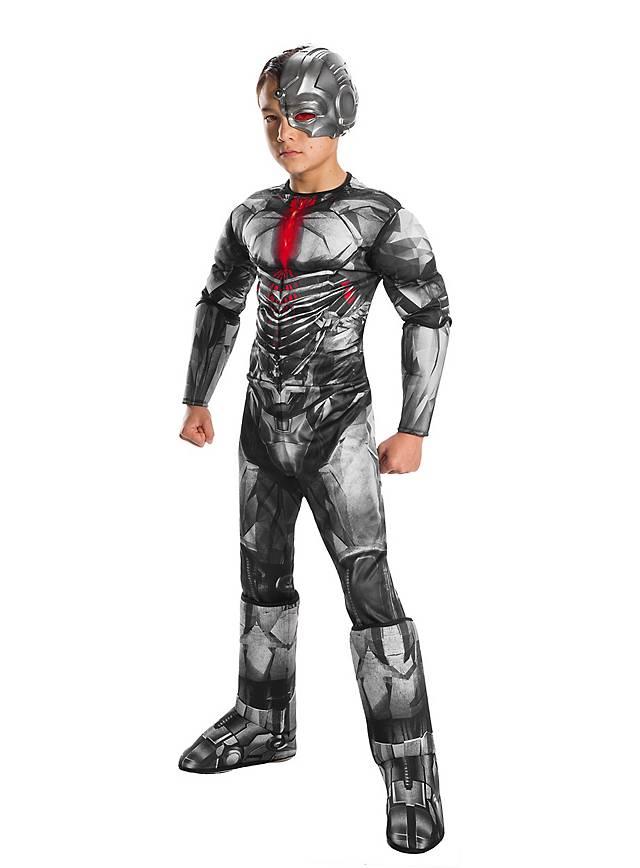 Justice League Cyborg Kinderkostüm