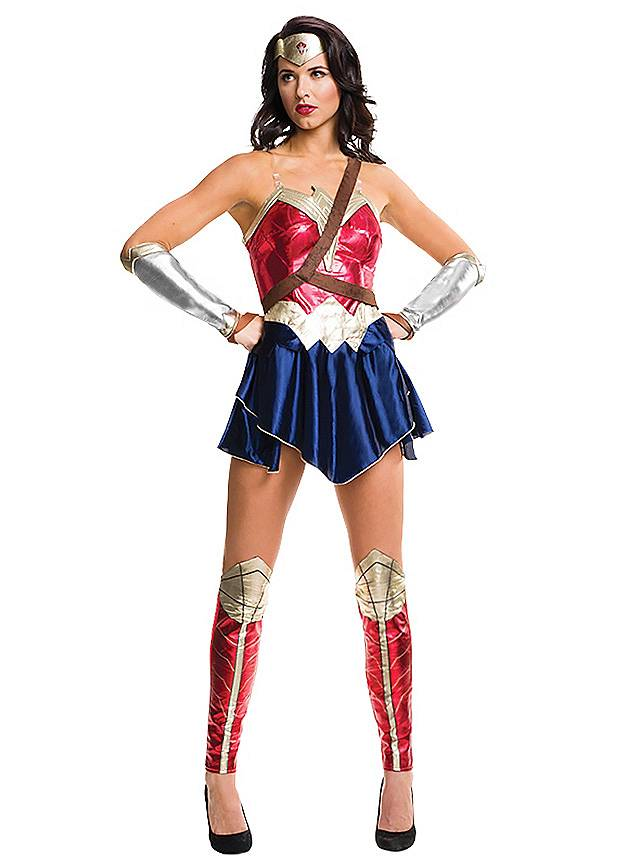 Justice League Wonder Woman Kostüm