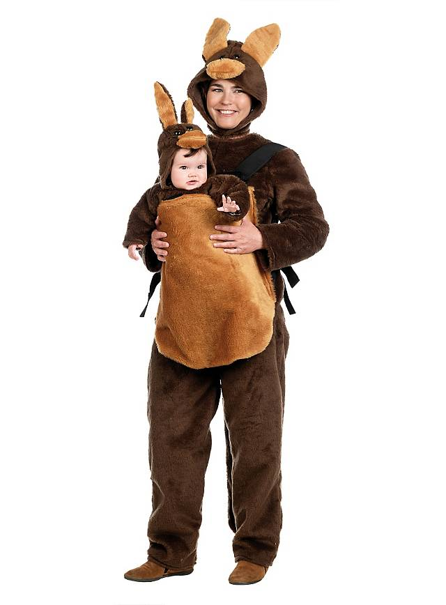 Kangaroo costume - photo#23