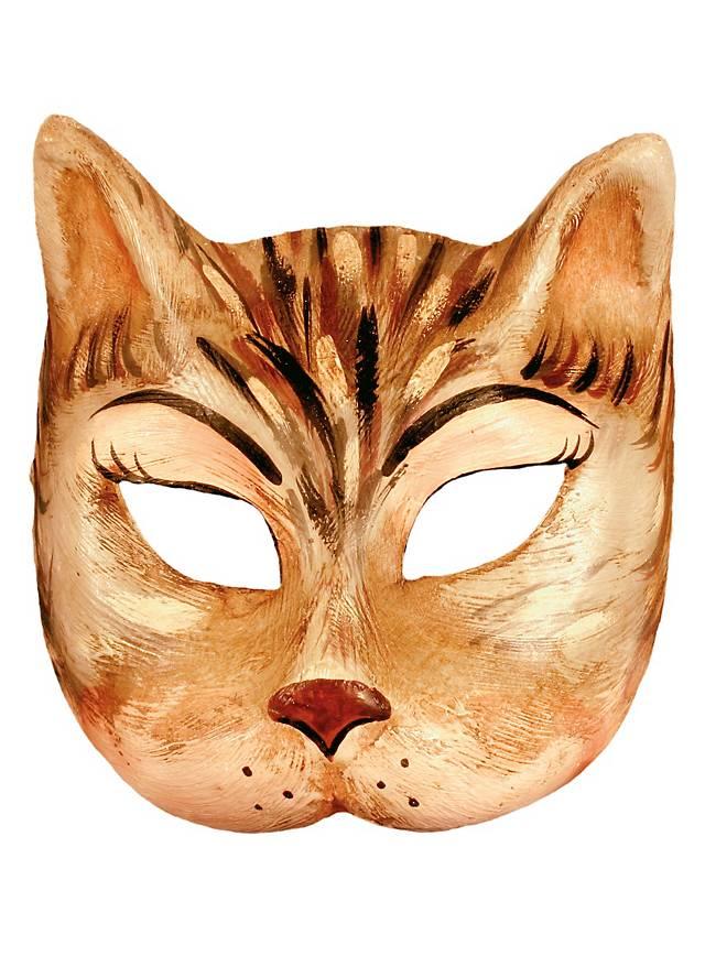 Katze - Venezianische Maske
