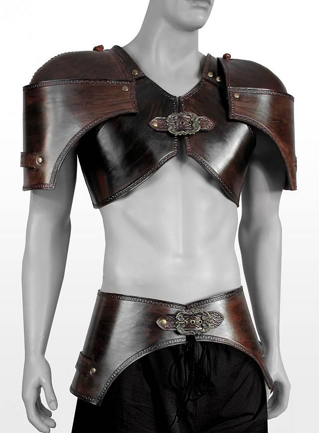 Keltenkrieger Basisrüstung aus Leder