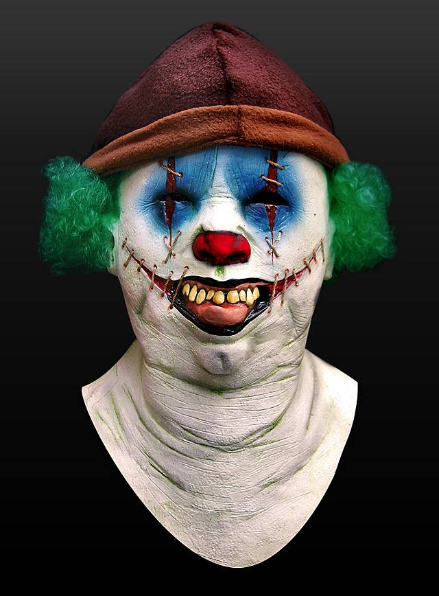 an analysis of the clowns mask a short story by akutagawaf Overnight, the circus came to town but something's wrong -- very wrong the circus music, which should be cheerful, seems menacingthe attractions (especially the freak display) seem off, the cotton candy is a sickly shade of green, the knife thrower doesn't miss, and the clownswell, the less said about the clowns the better.