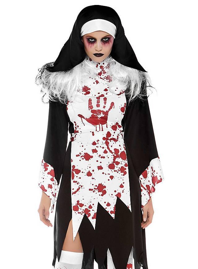 Killer Nonne Kostüm