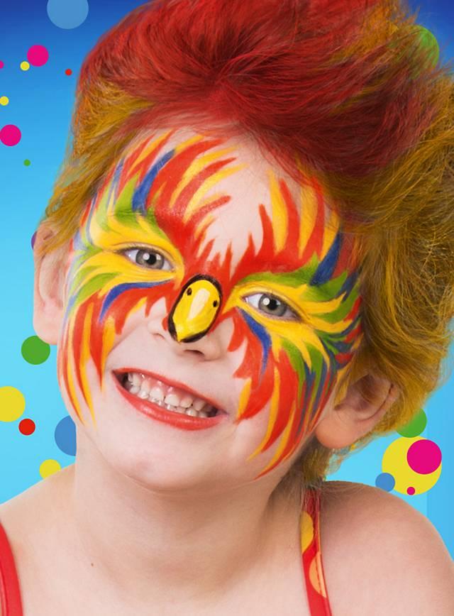 Make Up Set Fasching Karneval Schminkset Maskworld Com