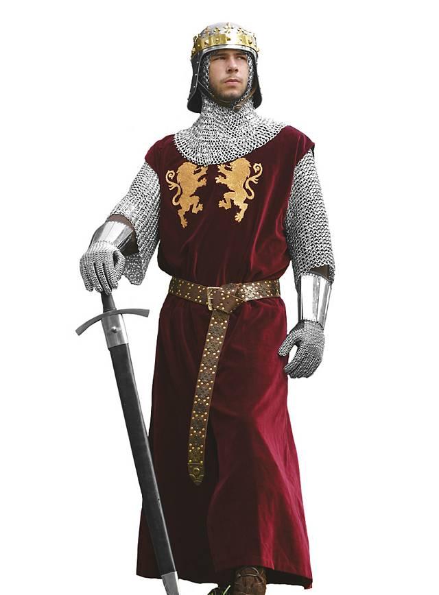 King Richard Lionheart Surcoat - maskworld.com