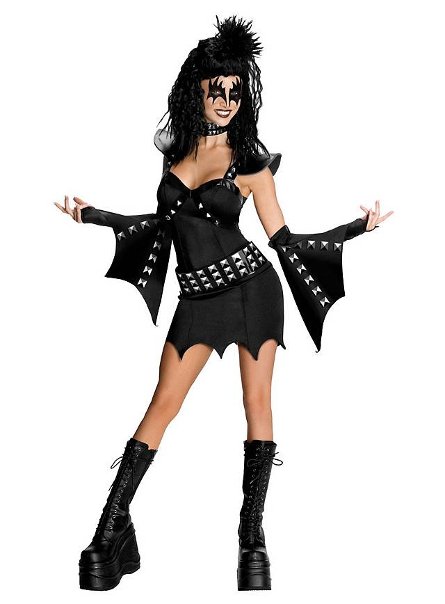 Kiss Sexy Demon Costume