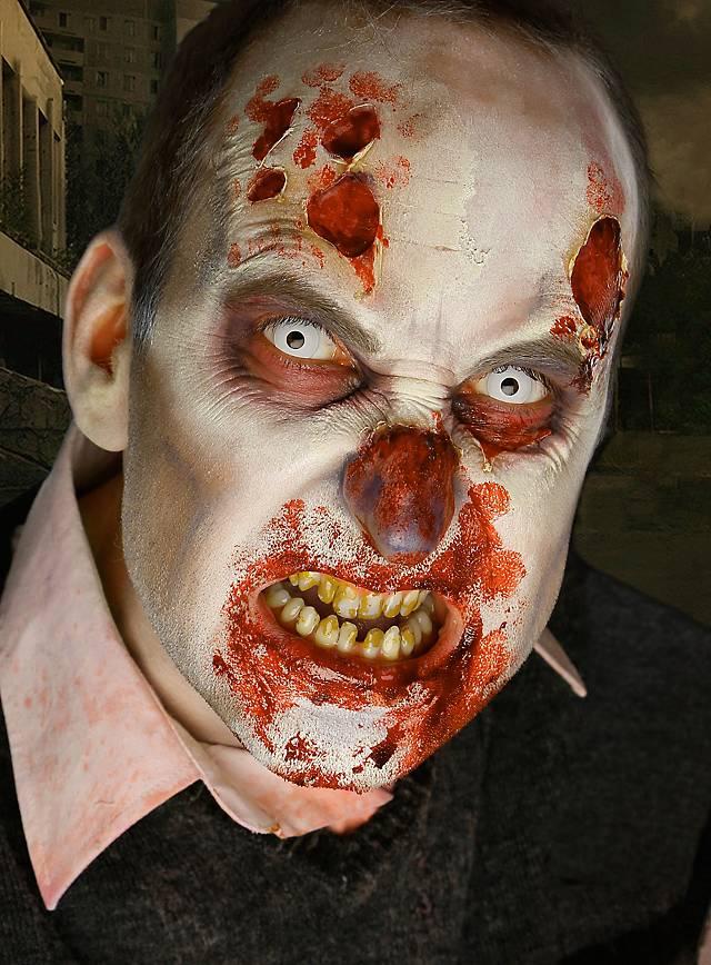 Kit maquillage zombie